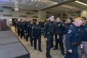 Law Enforcement Class 107 Graduation
