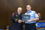 Paramedic Class 26 Graduation