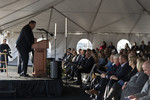 Farmersville campus groundbreaking