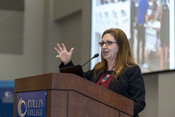 The Government Speakers Series. Dahlia Lithwick