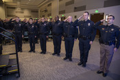 Law Enforcement Graduation Class 108