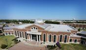 Mckinney Campus Libray Aerial View