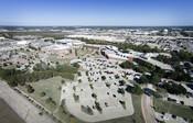 Mckinney Campus Aerial View