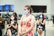 Nursing Pinning Ceremony August 2020