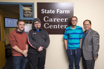 State Farm Career Center Dedication