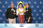 School Counselor Workshop, photo booth