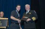 Fire Science Graduation, Class 70