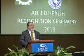 Allied Health Graduation 2018