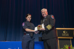 Fire Science Graduation, Class 71