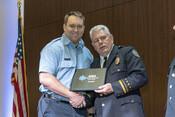 Paramedic Class 24 Graduation