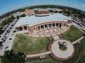 Plano Campus Aerial