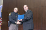 Law Enforcement Class 105 Graduation