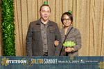 Stetson & Stiletto Stand off Photobooth