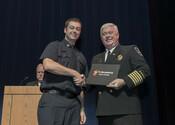 Fire Academy Graduation: Class Number 74