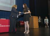 Plano ISD Health Sciences Academy: Pinning Ceremony